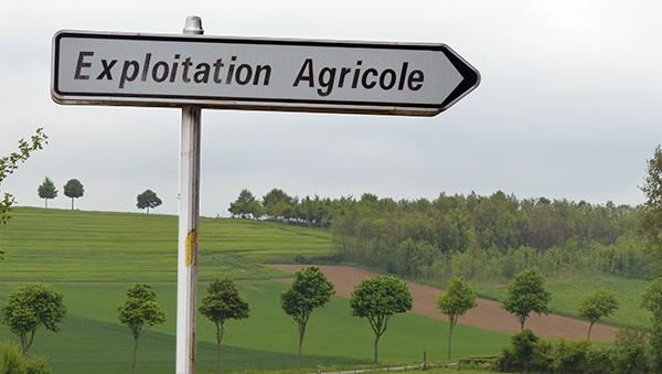 Trouver une exploitation agricole